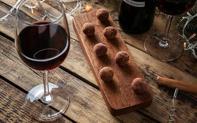 Czekolada i wino w menu diety?