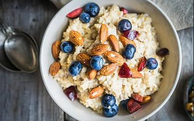 Płatki owsiane – Idealny posiłek dla aktywnych